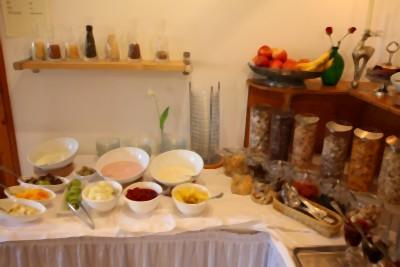 Frühstücksbuffet Hotel Höfler